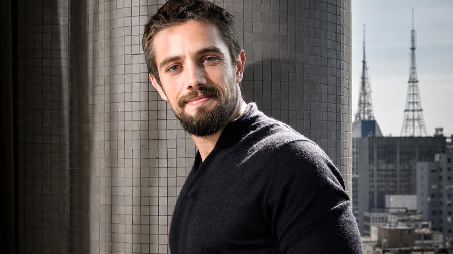 O ator de Espelho da Vida, da Globo, Rafael Cardoso (Foto: Divulgação)