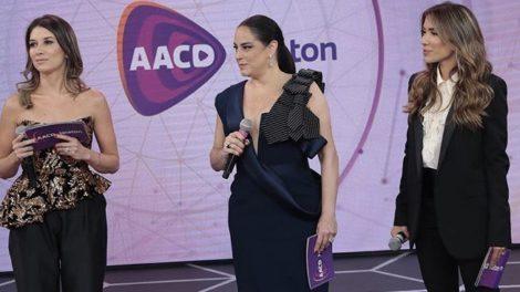 Rebeca Abravanel, Silvia Abravanel e Patrícia Abravanel (Imagem: divulgação)