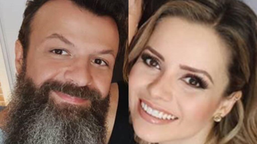 Sandy e seu cunhado Amon Lima que participa do Tamanho Família na Globo (Imagem: Instagram)