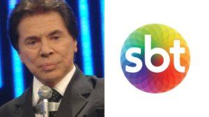 O Sistema Brasileiro de Televisão (SBT), fundado por Silvio Santos em 1981 (Foto: Reprodução/Montagem TV Foco)