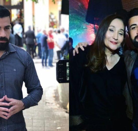 Sônia Abrão e Bruno Tálamo (Foto: Reprodução/Instagram/Montagem TV Foco)