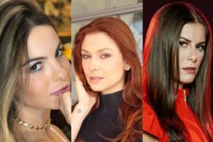 Sthefany Brito Day Mesquita e Dani Moreno serão prostitutas em Amor Sem Igual da Record TV (Montagem: TV Foco)