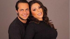 Andressa Ferreira e o ator da Globo, Thammy Miranda (foto: reprodução)