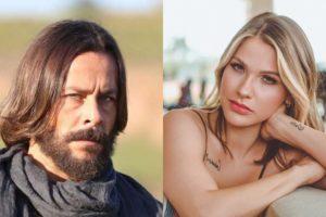 Theo Becker e Andressa Suita (Foto: Reprodução/Montagem TV Foco)