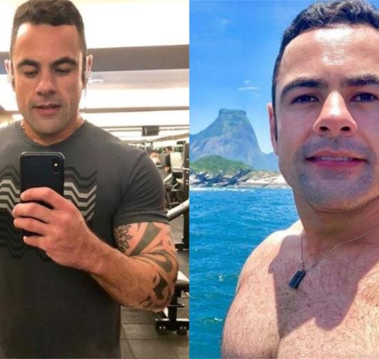 Tino Júnior da Record TV deixa internet em polvorosa ao exibir rotina (Montagem: TV Foco)