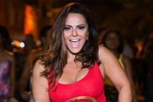Viviane Araújo falou sobre sonho de se tornar mãe (Foto: Reprodução)