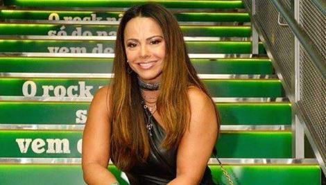 A atriz da Globo e ex-mulher de Belo, Viviane Araújo (Foto: Reprodução/Instagram)