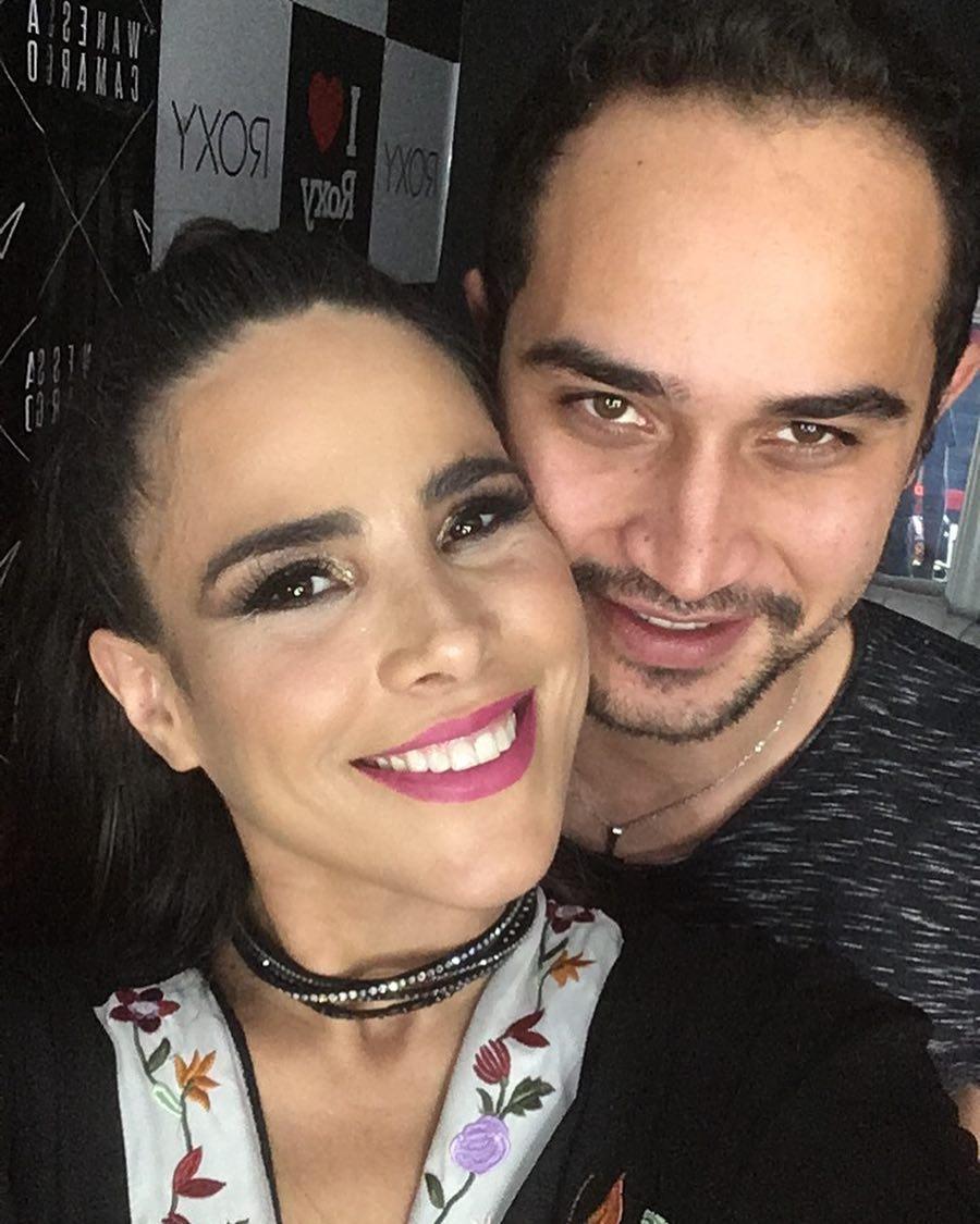 Wanessa Camargo e Wesley Camargo são muito próximos (Foto: Reprodução/Instagram)