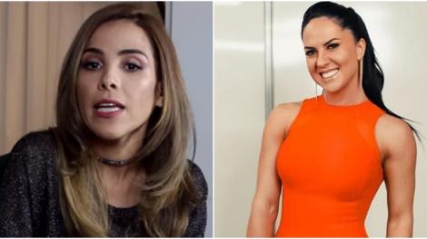 A cantora, Wanessa Camargo arruma briga esposa de Zezé Di Camargo, Graciele Barbosa e tem treta exposta (Foto: Montagem TV Foco)
