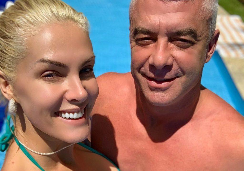 Ana Hickmann e o marido, Alexandre Correa estão curtindo férias em Curação (Reprodução/Instagram)