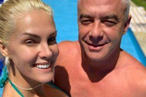 Ana Hickmann e o marido, Alexandre Correa (Reprodução/Instagram)