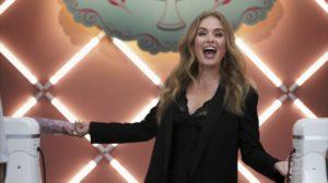 A apresentadora fez sua ponta em A Dona do Pedaço