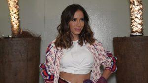 Anitta fez show no Rock in Rio e detalhe chamou a atenção (Foto: Jorge Soares/G1)