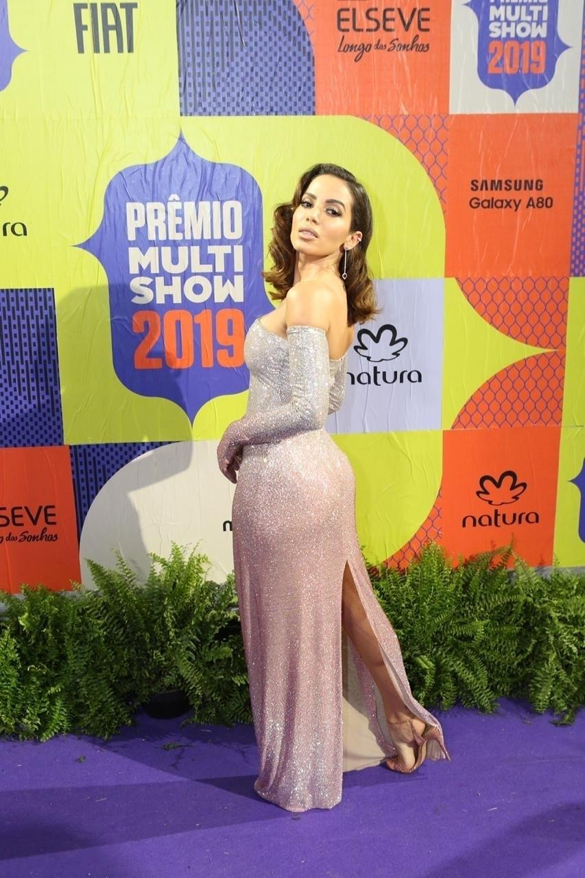 Anitta disse que pensa em ter filhos e que o pai não importa (Foto: Reprodução)