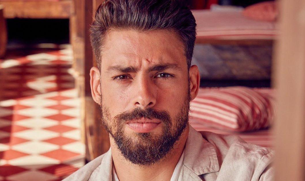 O famoso ator da Globo e ex-marido de Grazi Massafera, Cauã Reymond (Reprodução)