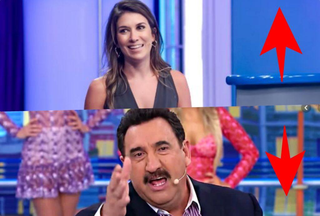 Rebeca Abravanel e Ratinho são destaques da Coluna Subiu, desceu de hoje (Foto montagem TV Foco)