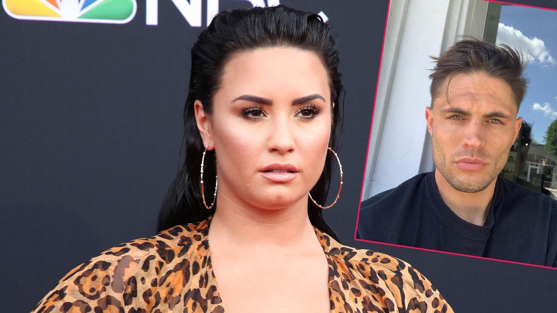 Morre amigo da cantora Demi Lovato depois de batalha contra a dependência química e musa faz alerta a seus fãs (Foto: Reprodução)