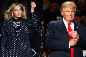 Donald Trump detona Beyoncé e diz que nunca precisou dela para ganhar as eleições (Foto: Reprodução)