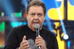O contratado da Globo, Faustão (Foto: Reprodução)