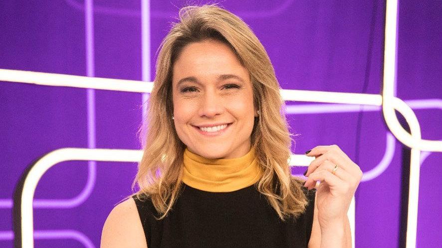 Fernanda Gentil comanda o programa Se Joga na Globo (Foto: Divulgação/Globo)