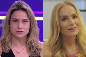 Fernanda Gentil e Angélica (Foto: Reprodução)