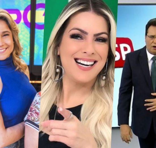 Fernanda Gentil, Renata Fan e Geraldo Luís são destaques do nosso boletim de audiência desta terça-feira (22/10/2019