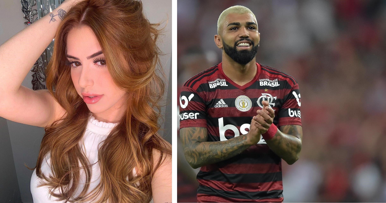 Gabigol, ex da irmã de Neymar, deu em cima de famosa influenciadora