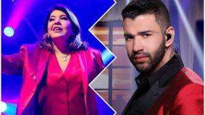 Segurança de Gusttavo Lima é acusado de maus tratos pela cantora Roberta Miranda. Foto: Reprodução