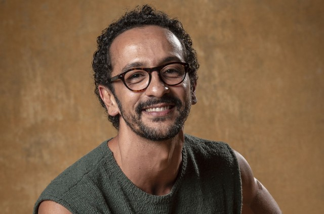 Irandhir Santos será novo vilão da Globo