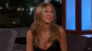 Jennifer Aniston fala sobre possível filme da série Friends (Foto: Reprodução)