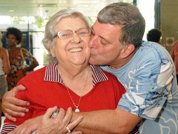 Jorge Fernando deixou sua mãe, a atriz Hilda Rebello (Foto: Reprodução)