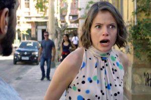 Josiane em cena da novela das 21h, A Dona do Pedaço (Foto: Reprodução)