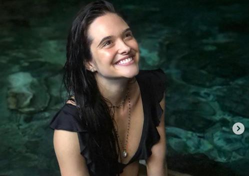 Juliana Paiva em foto publicada nas redes sociais (Foto: Reprodução/ Instagram)