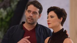 Guilherme Winter e Camila Rodrigues em cena de Topíssima (Foto: Reprodução)
