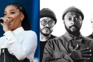 Tatoo, integrante do grupo Black Eyed Peas, convida Ludmilla para fazer parceria (Foto: Reprodução)