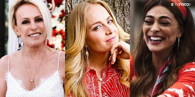 Maria da Paz terá grande encontro com Angélica e Ana Maria Braga na trama de A Dona do Pedaço