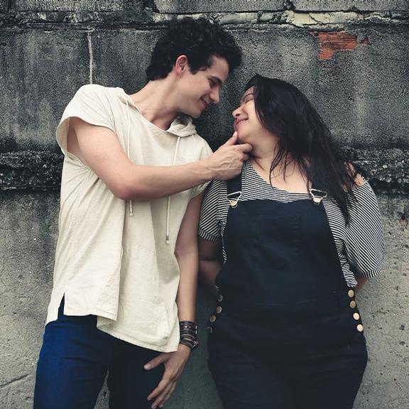 Mariana contou que está namorando o ator Diego Braga. (Divulgação/Instagram)