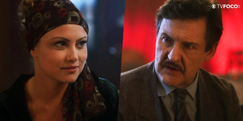 Marion é completamente apaixonada por Júlio e fará de tudo para vê-lo bem em Éramos Seis