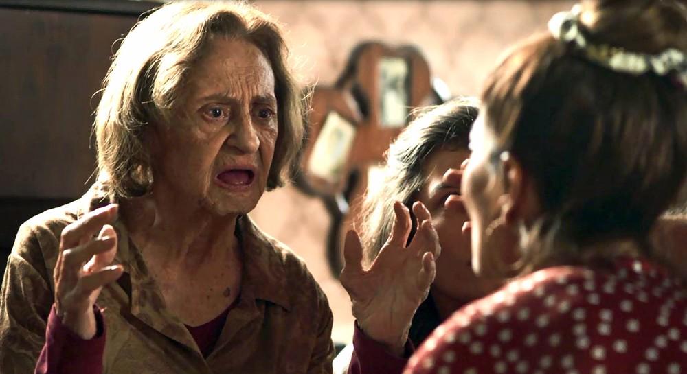Matilde conta segredo em cena de A Dona do Pedaço
