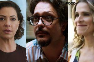 Nana, Mario e Silvana formam novo triângulo amoroso em Bom Sucesso