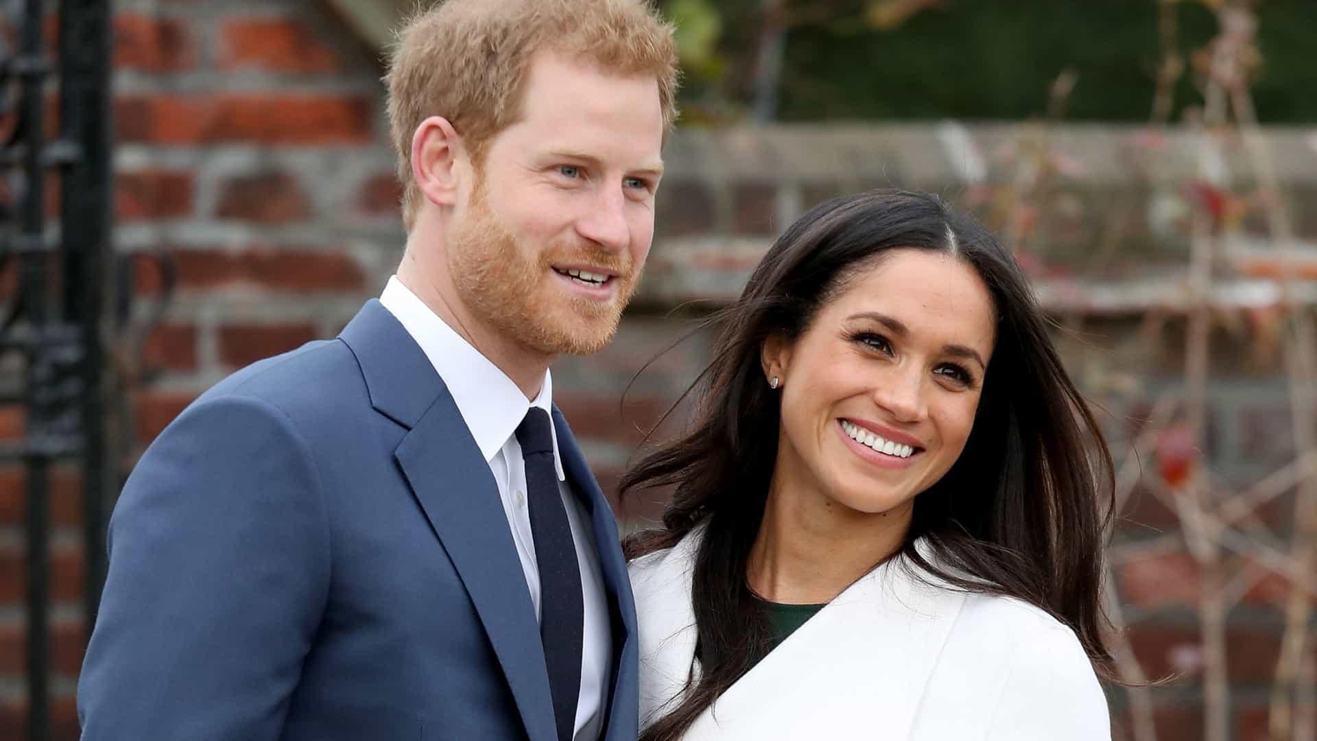 Harry e Meghan Markle podem ser expulsos da família real (Foto: Reprodução)