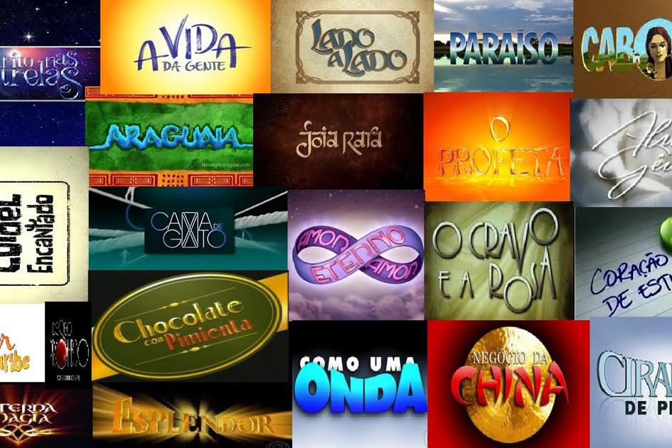 Novela, Novelas, Globo