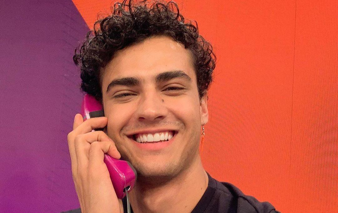 Pedro Alves, ator de Malhação, assumiu (Reprodução/Instagram)