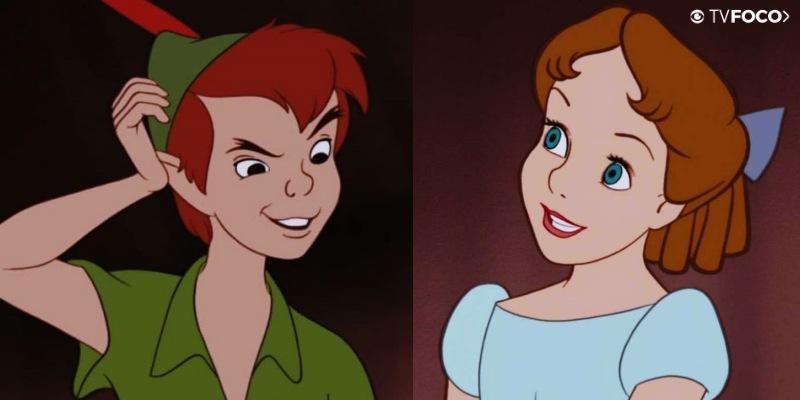 Bom Sucesso Personagens Viram Peter Pan E Wendy Largam A Globo E