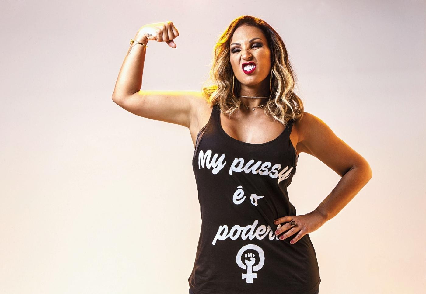 Valesca Popozuda admite já ter vivido um relacionamento abusivo. Foto: Reprodução
