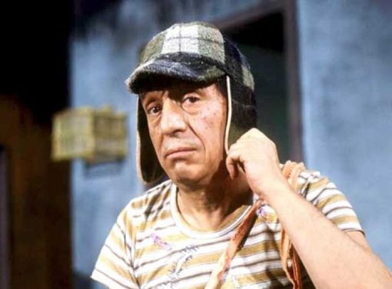 Roberto Gómez Bolaños, o Chaves, terá sua vida retratada em nova série. (Foto: Divulgação)
