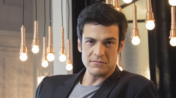 O ator da Globo e famoso Félix de Amor à Vida, Mateus Solano (Foto: Divulgação)