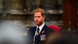 Príncipe Harry fala sobre a morte de sua mãe e se emociona ao dar detalhes (Foto: Reprodução)