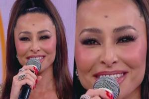 Sabrina Sato emocionou a todos com declaração no palco do Teleton 2019 ao vivo