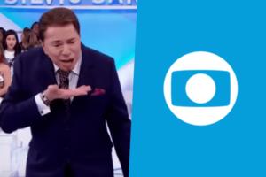 Silvio Santos, Globo